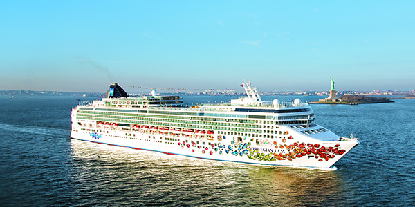 Choose Up To 5 Free Offers With Norwegian Cruise Line