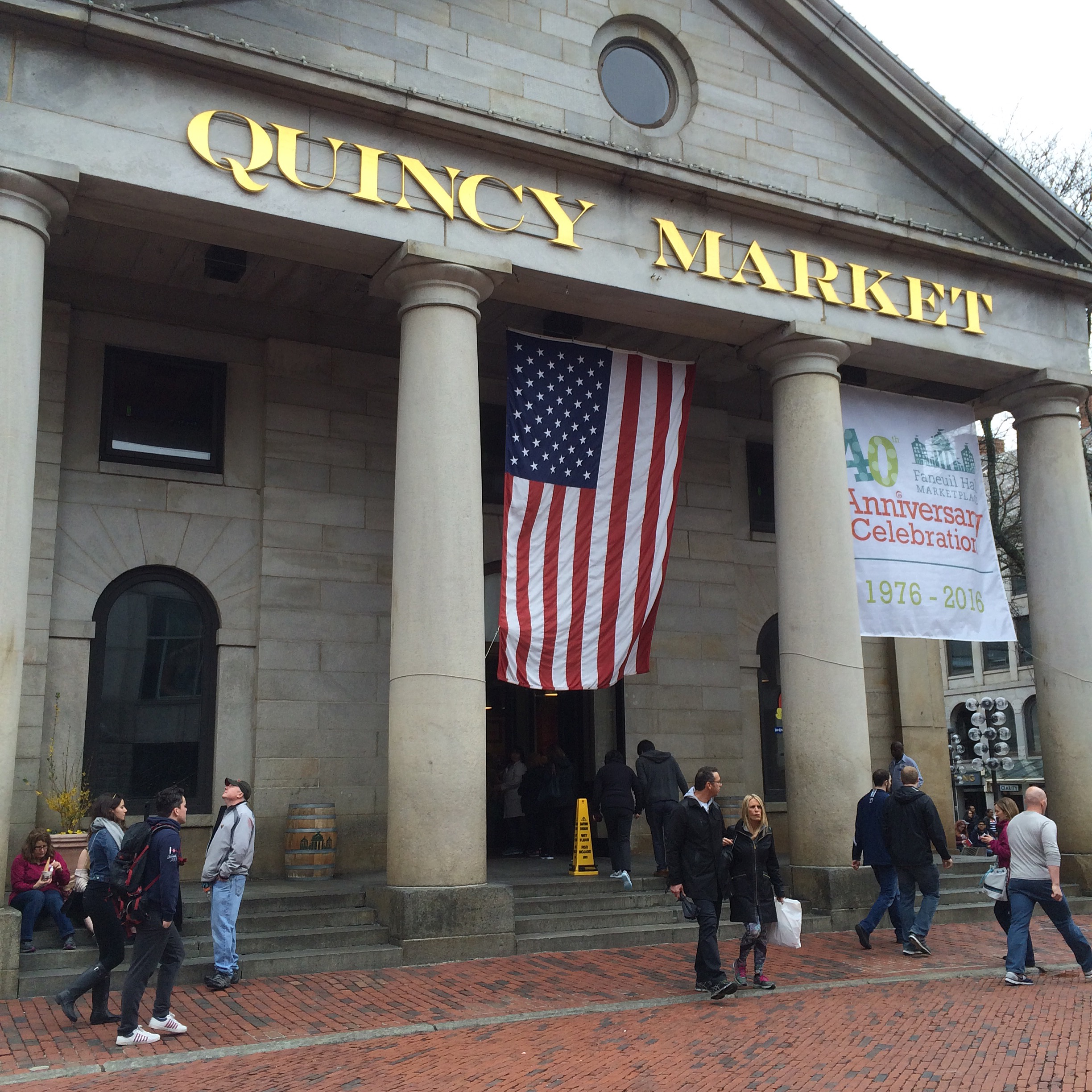 Water taxis, clam chowder, accents oh my – Boston