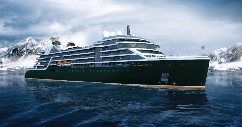 c2f177b71acc Ultra-luxury cruise line Seabourn is no stranger to expedition cruising