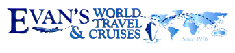 Evan's World Travel & Cruises