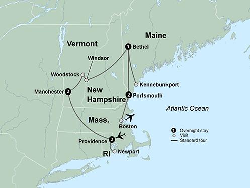 New England Charm