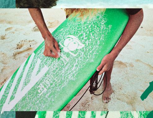 Boralá Reciclar o Surf
