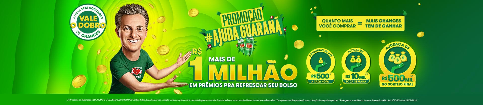 Ajuda Guaraná