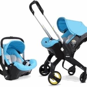 Doona car seat stroller turquoise sky 24 copy
