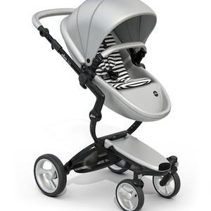 Xari cblack  argento black white toddler
