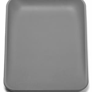 Leander matty changing mat soft grey 34