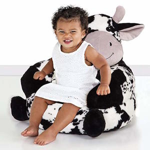Trend lab cow chair