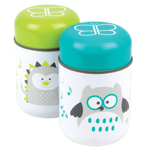 Bbluv food termos container