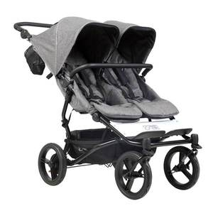 Mountain buggy duet luxury herringbone collection 600x