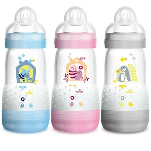 Mam anti colic bottle
