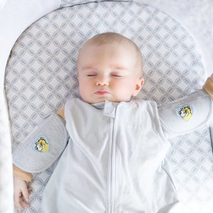 Swaddle sleeves transition sleeping