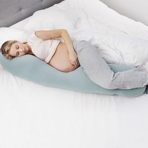 Bbhugme pregnancy pillow eucalyptus cora model