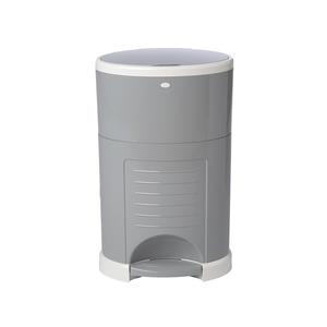 Dekor diaper pail plus gray grey hi res %281%29