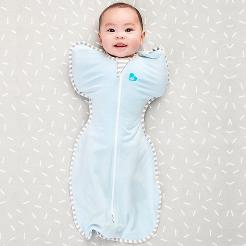 Love to dream swaddle up original blue lifestyle 2 lo res