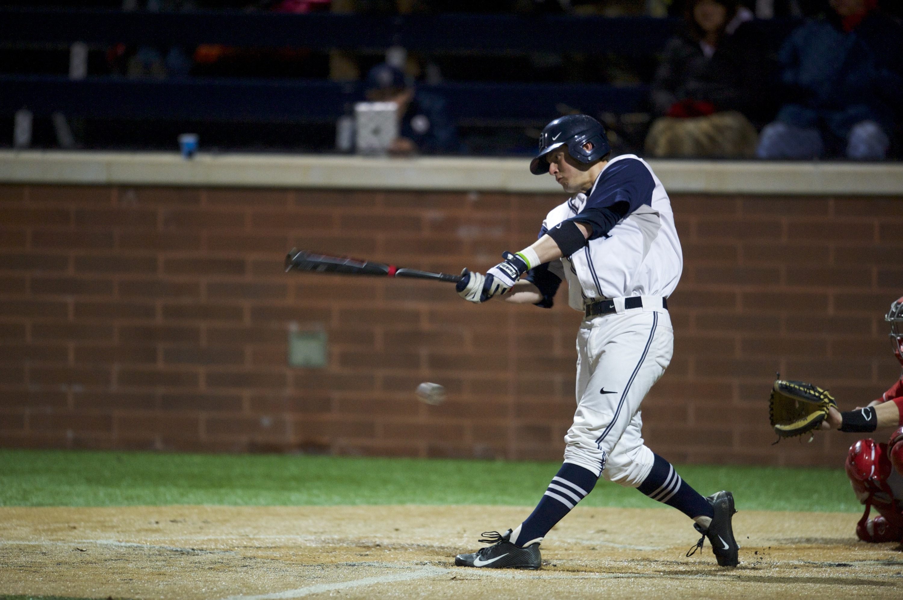 Ryan Busch was on base four times on Friday, scoring two runs.