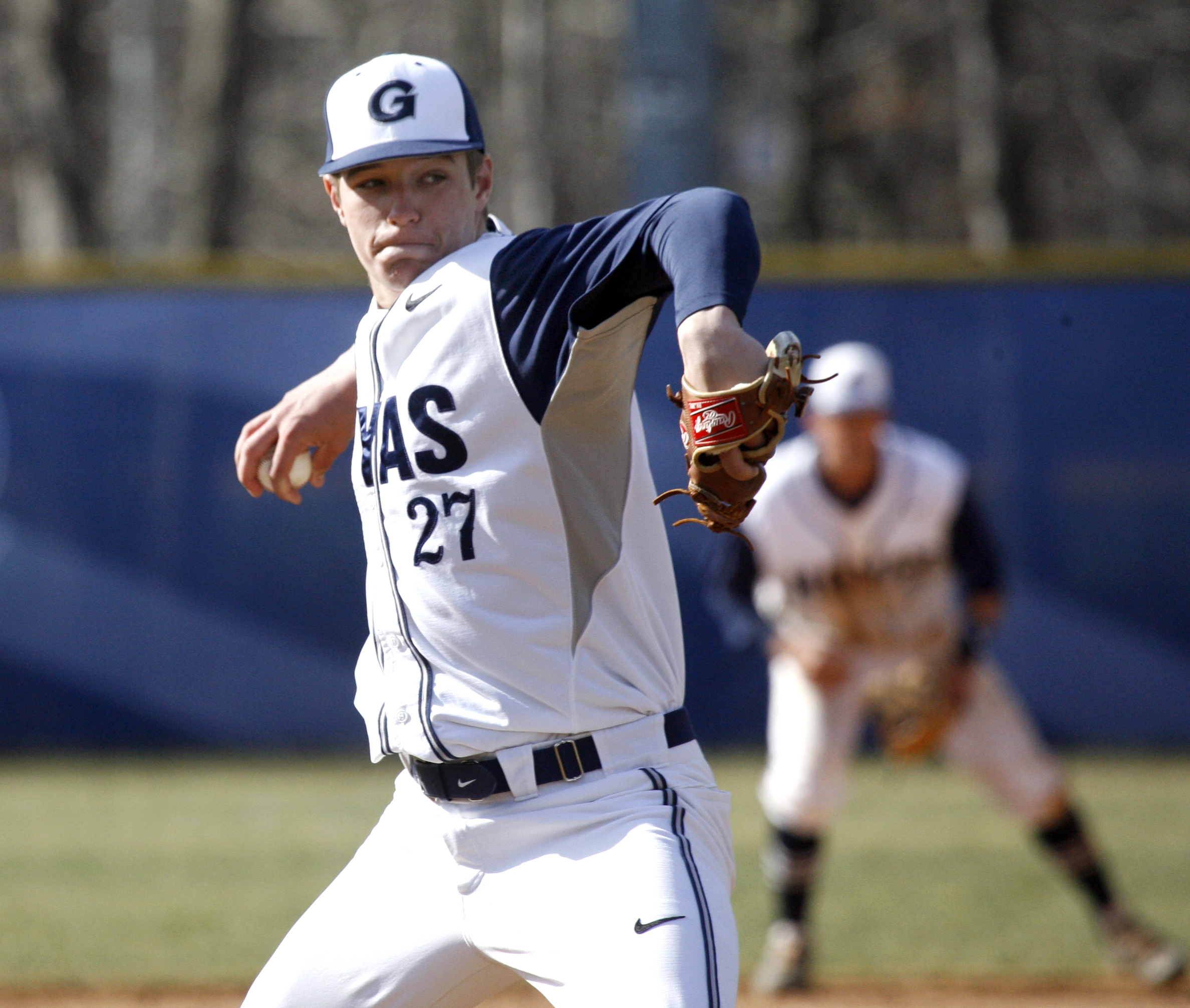 Matt Smith was selected to the BIG EAST Honor Roll for the second consecutive week.