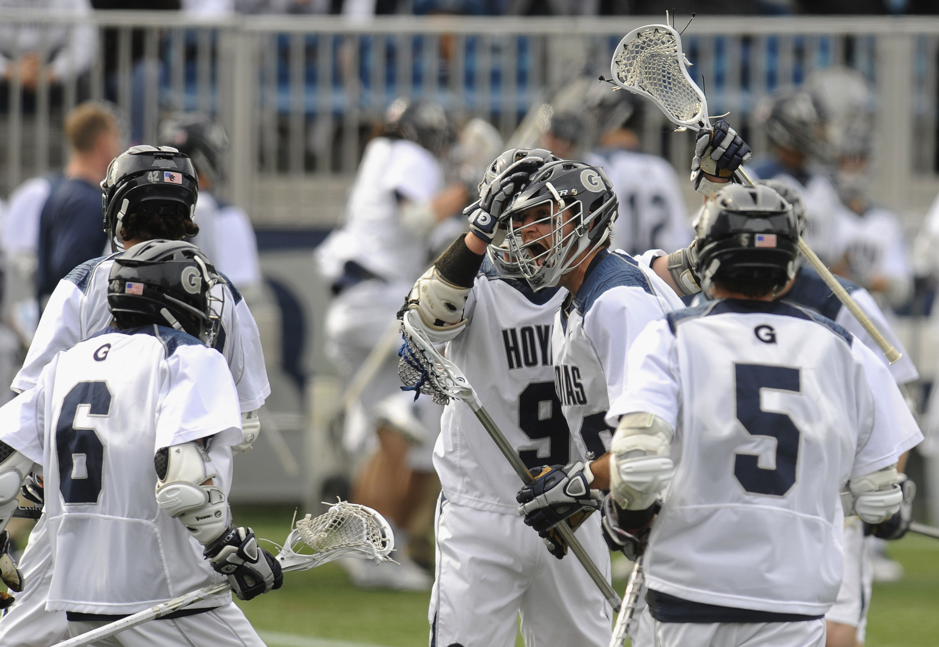 Georgetown take on Marquette on Saturday to keep its BIG EAST hopes alive.