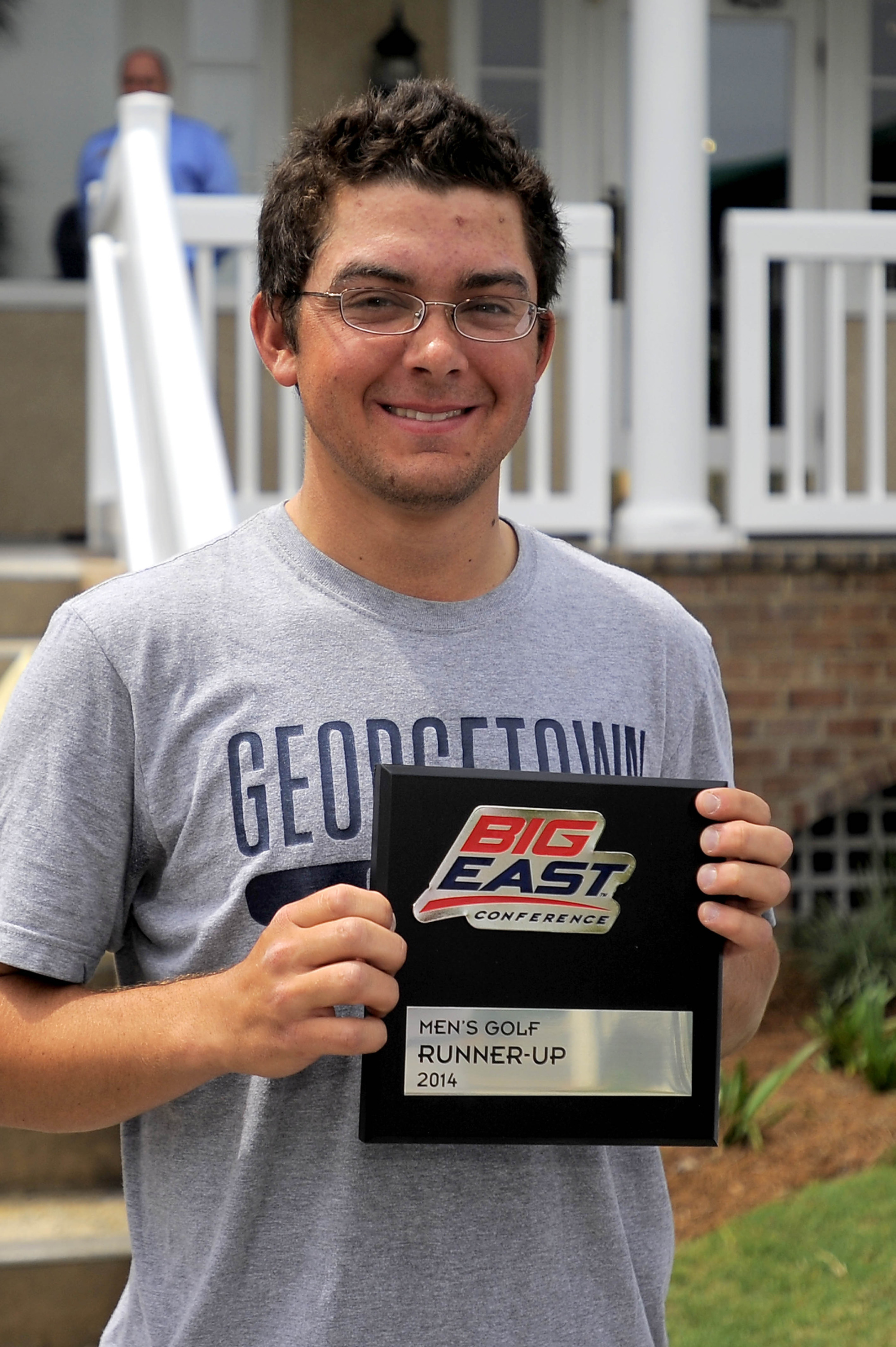 Greg Podufal was named to All-BIG EAST team on Tuesday.