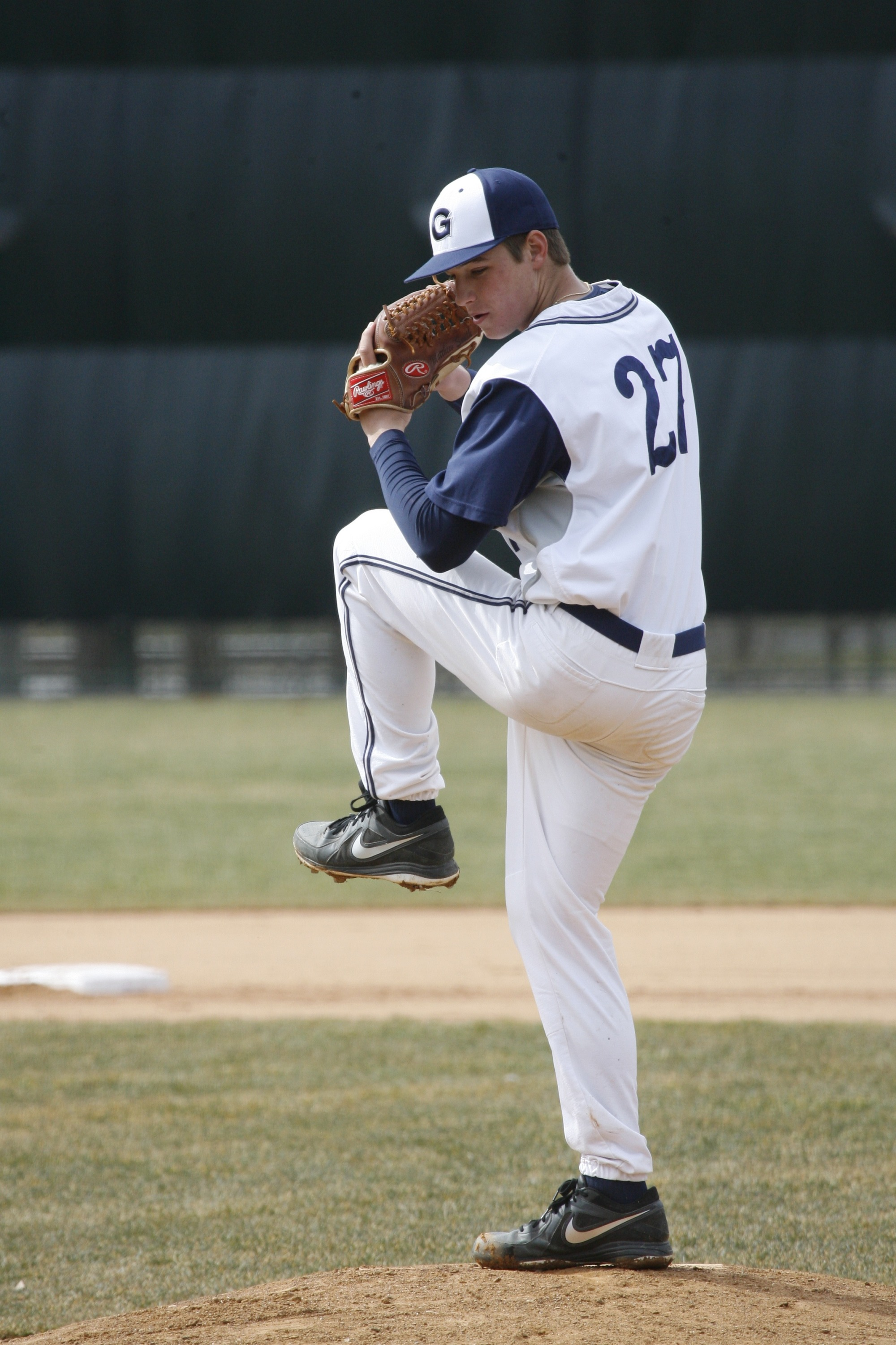 Matt Smith, pitching for the Forest City Owls, is 5-0 and was selected to the Coastal Plains All-Star Game.