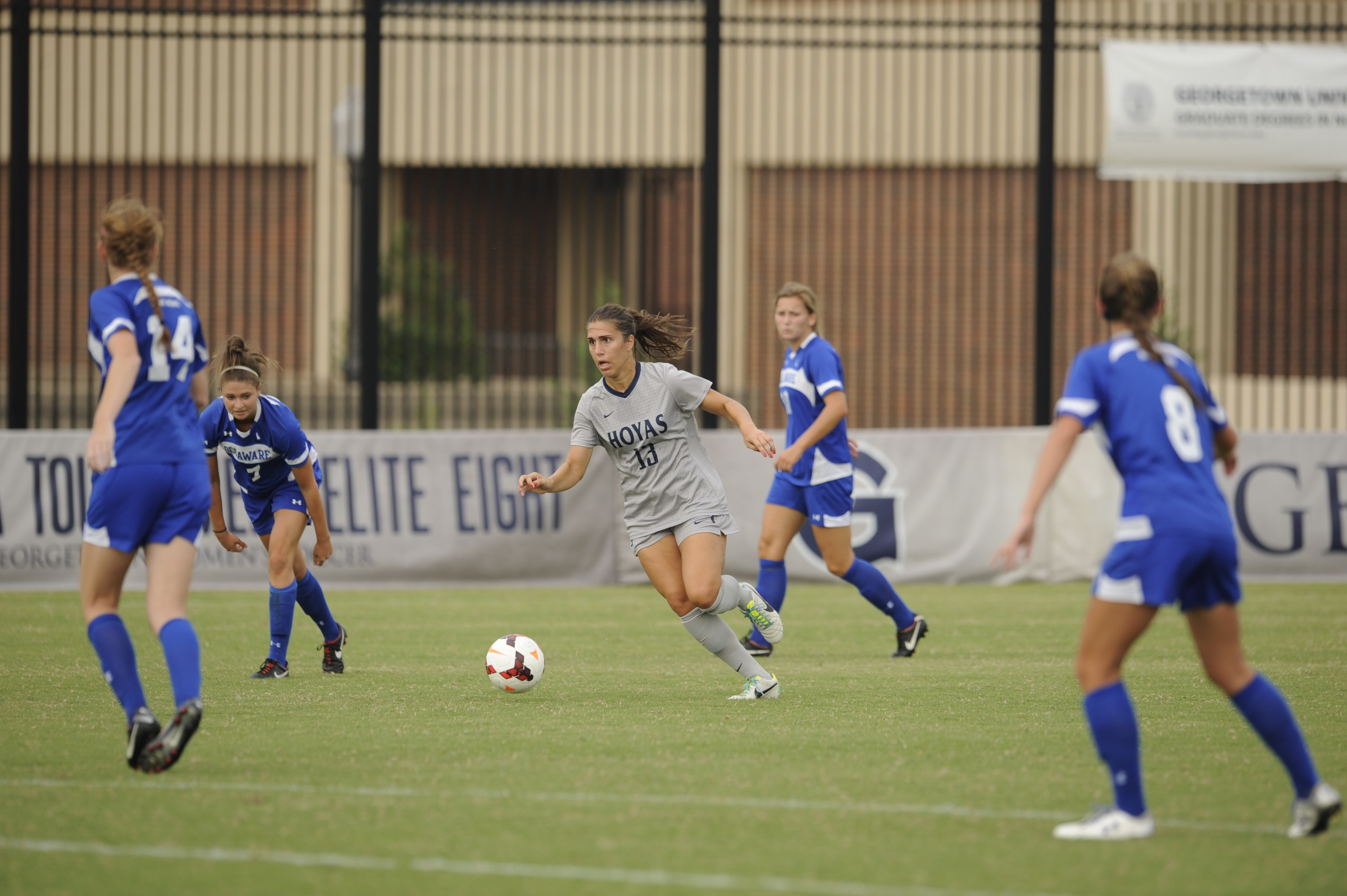 Vanessa Skrumbis was named BIG EAST Offensive Player of the Week on Monday.