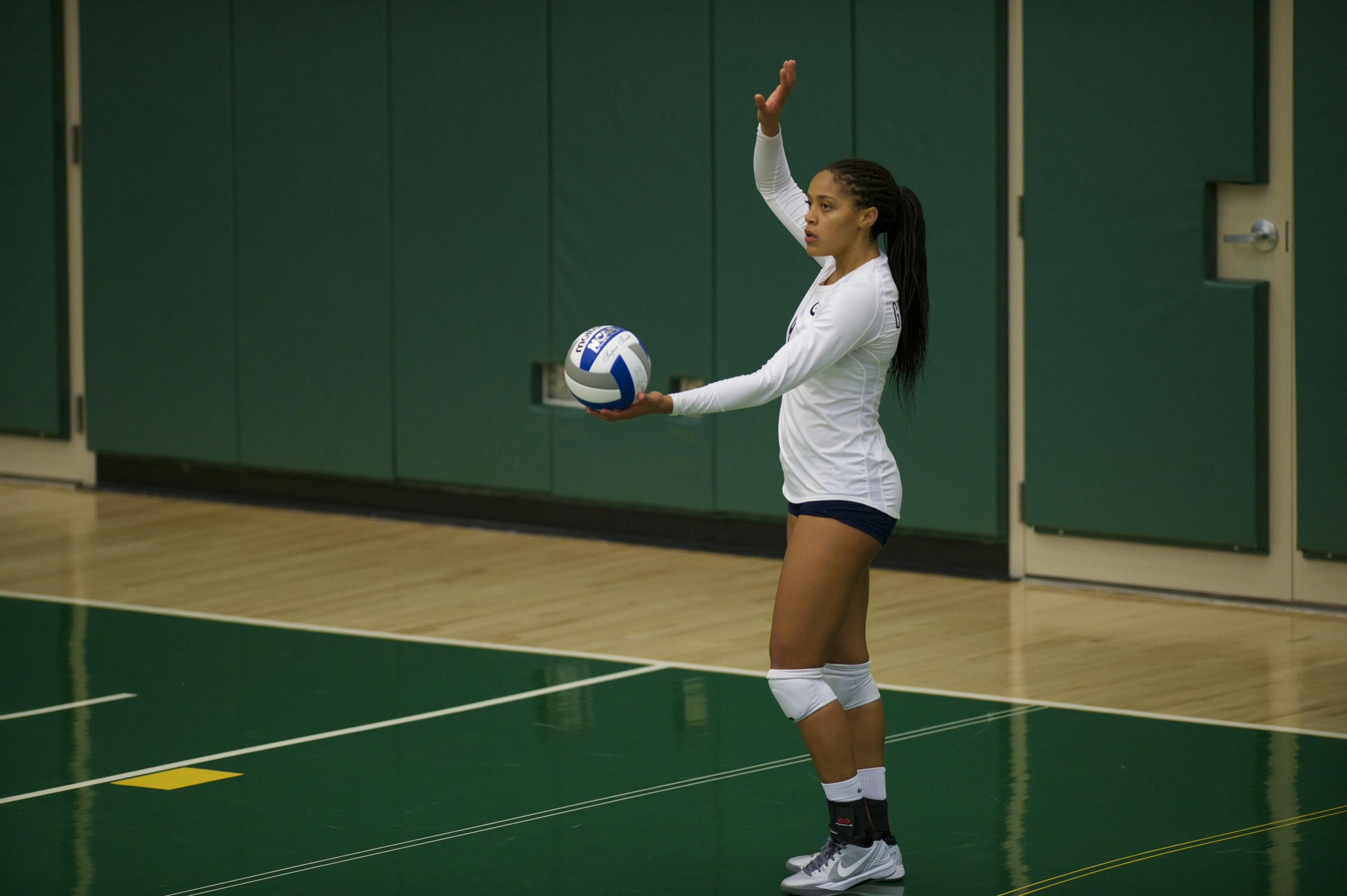 Dani White was selected to the Fullerton Classic All-Tournament Team