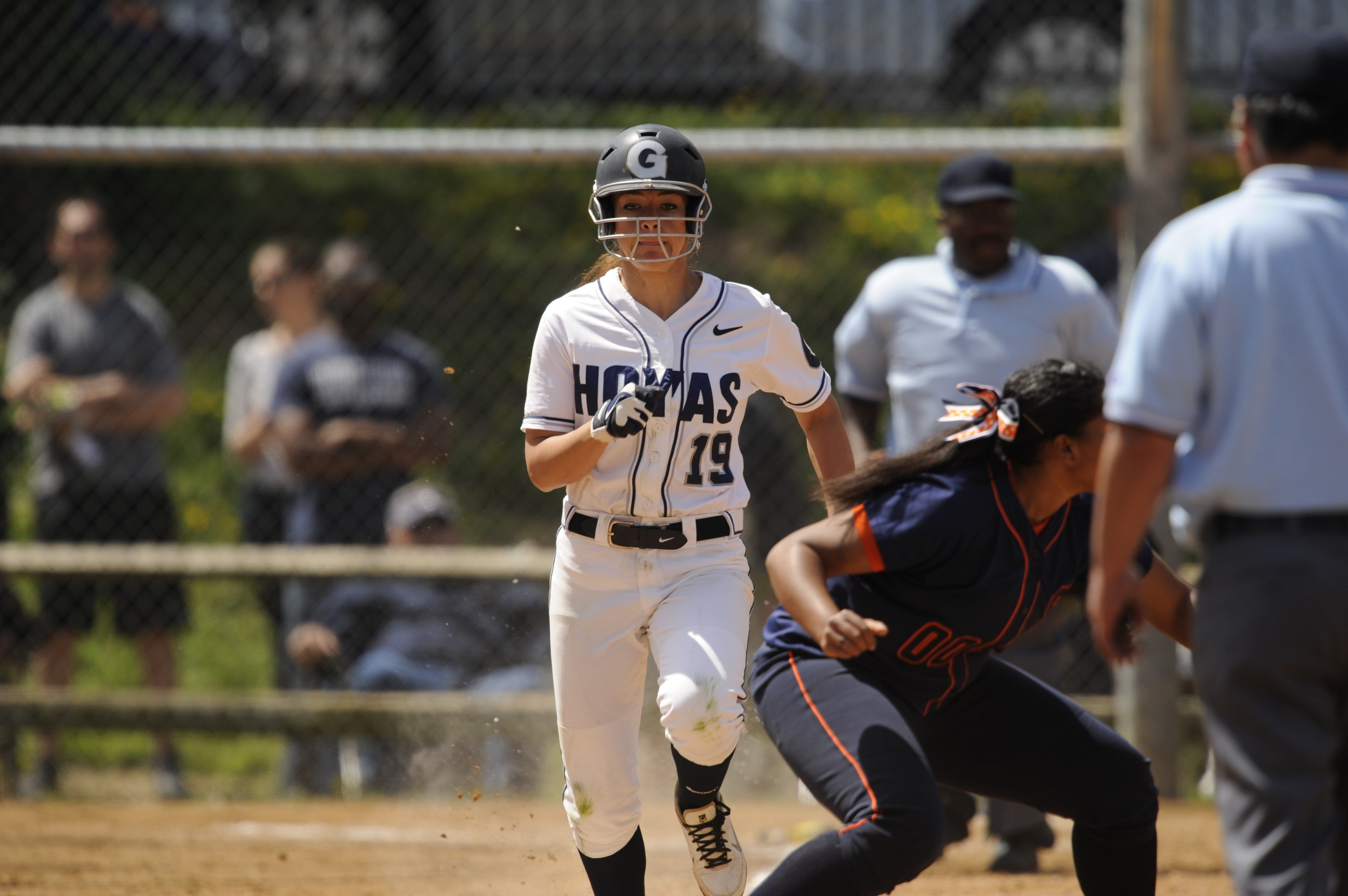 <b> Sophia Gargicevich-Almeida is one of three seniors who will be recognized prior to the start of Saturday's doubleheader versus Providence.</b>