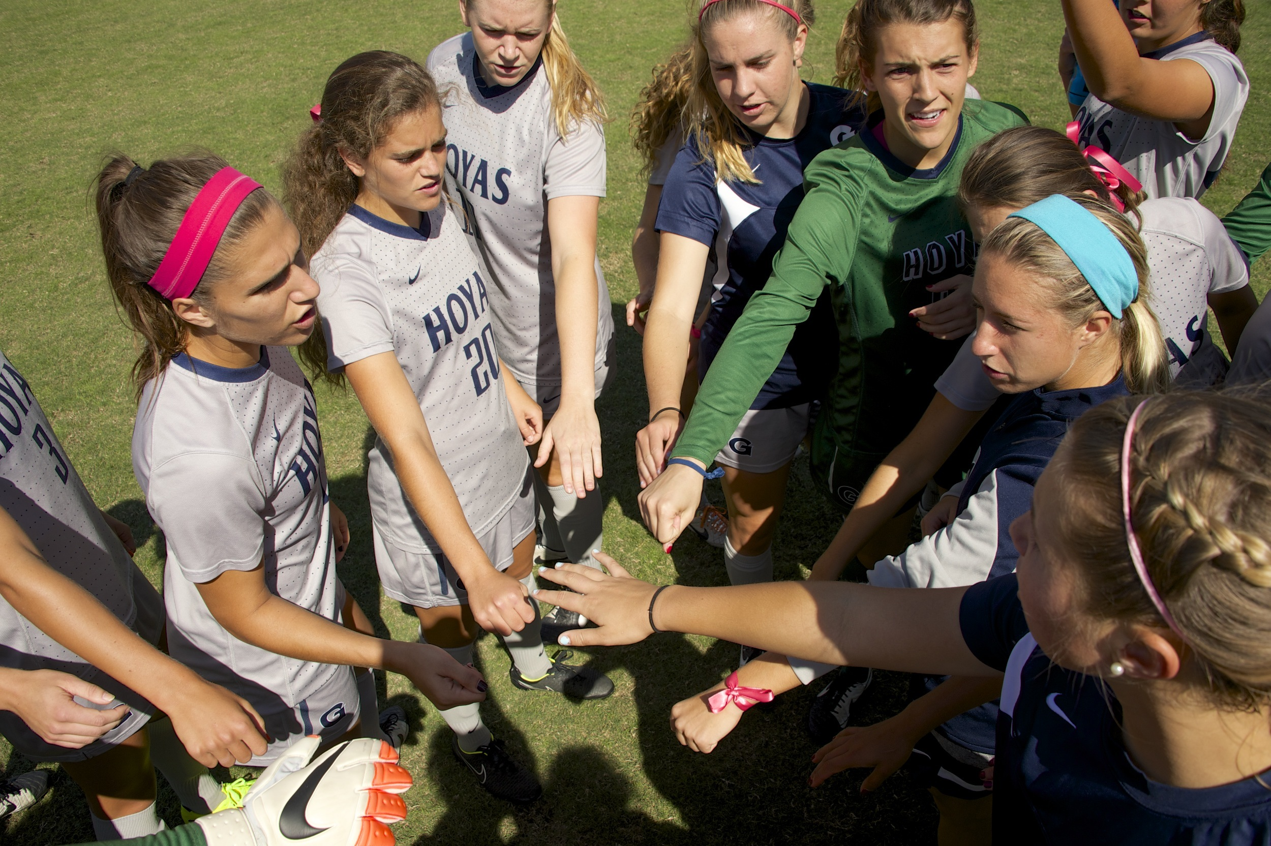 Georgetown University Head Women's Soccer Coach Dave Nolan announced the addition of Lyndse Hokanson to the coaching staff. Hokanson joins the Hoyas after spending the 2014 season as the graduate assistant coach at Valdosta State University.