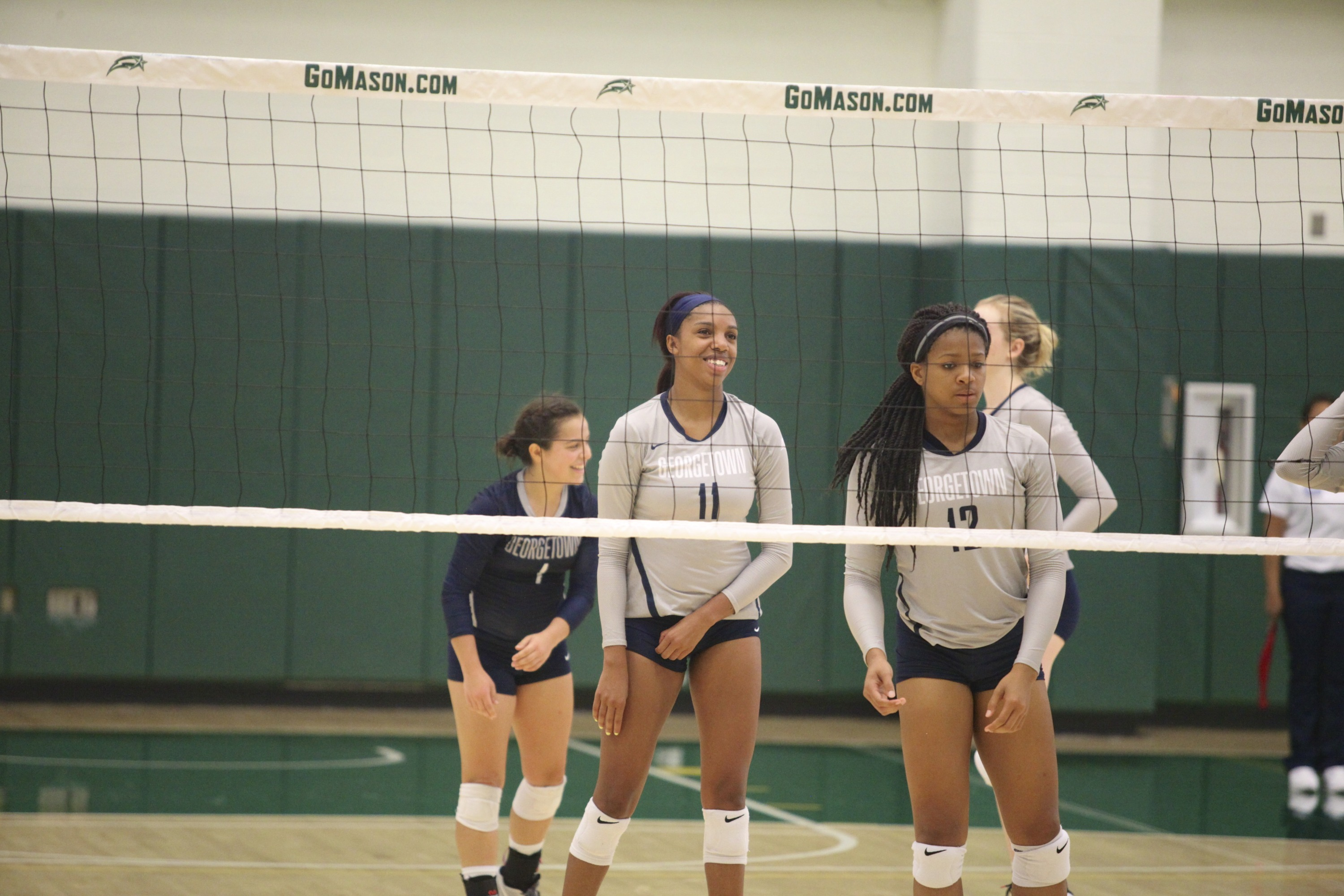 Georgetown has won three of its past four matches.