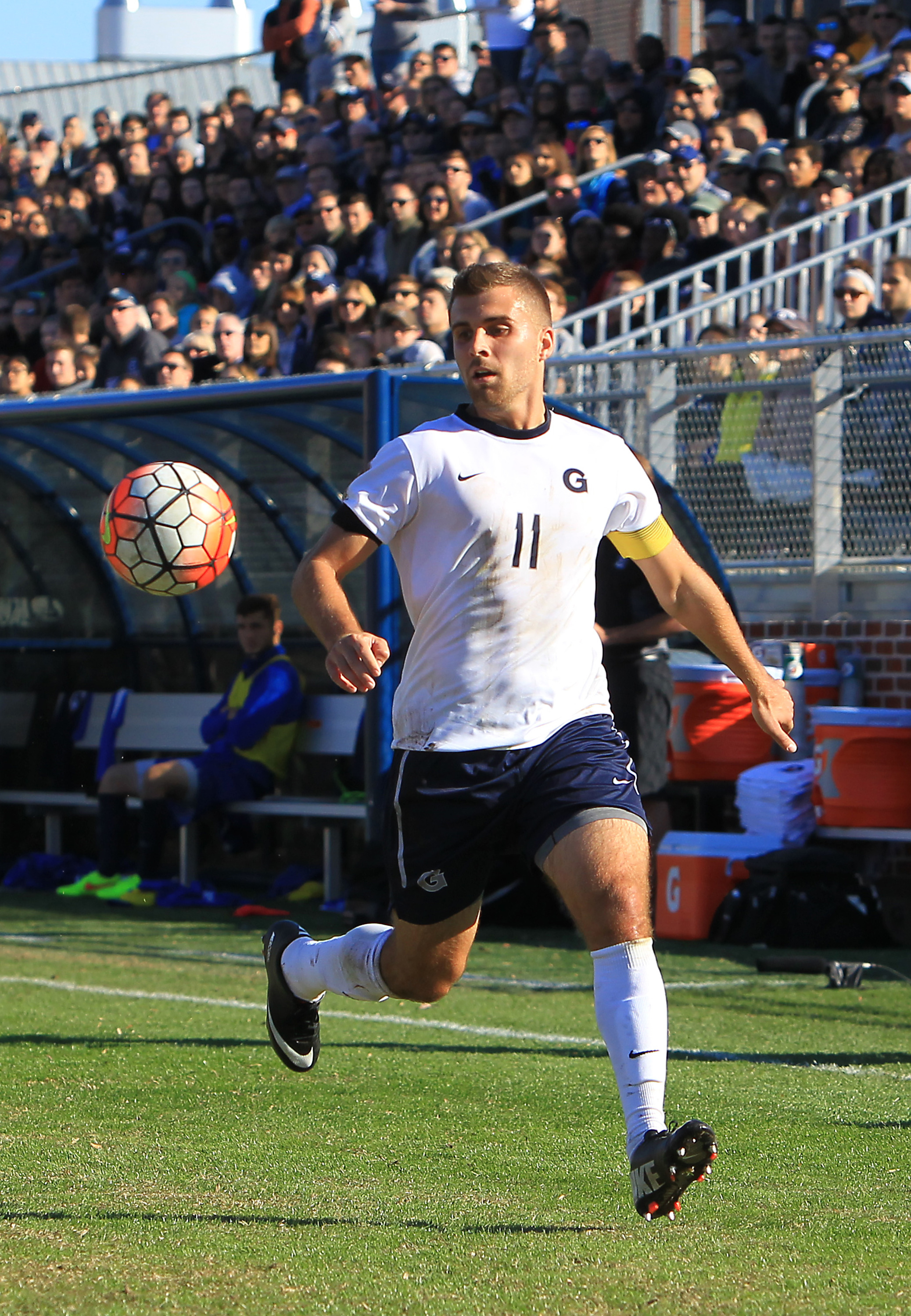 Turnley became the fourth Hoya selected in the 2016 SuperDraft