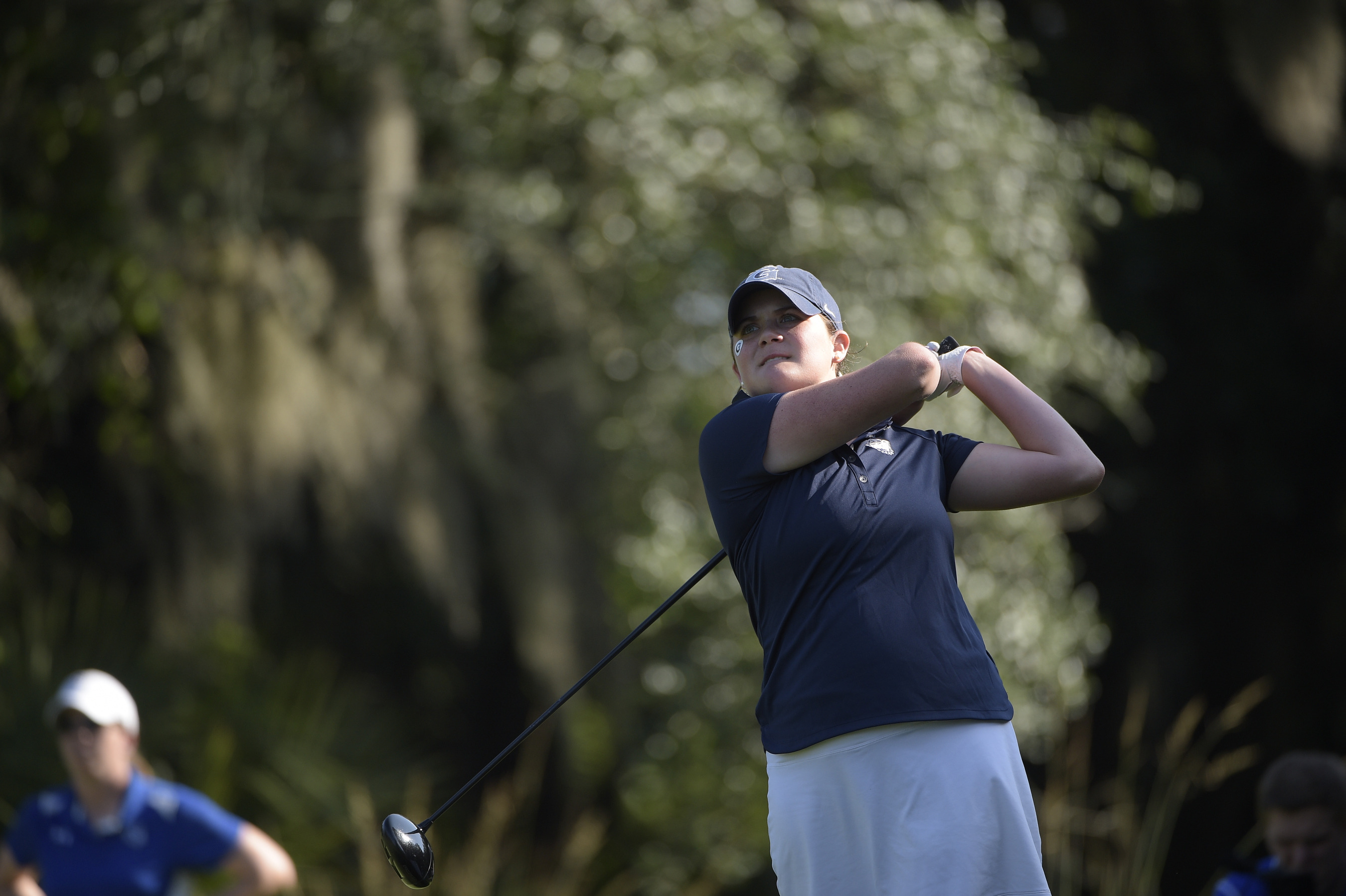 The Georgetown University women's golf team will begin play in the 11th Annual Hoya Invitational on Monday morning at Four Streams golf course in Beallsville, Md.