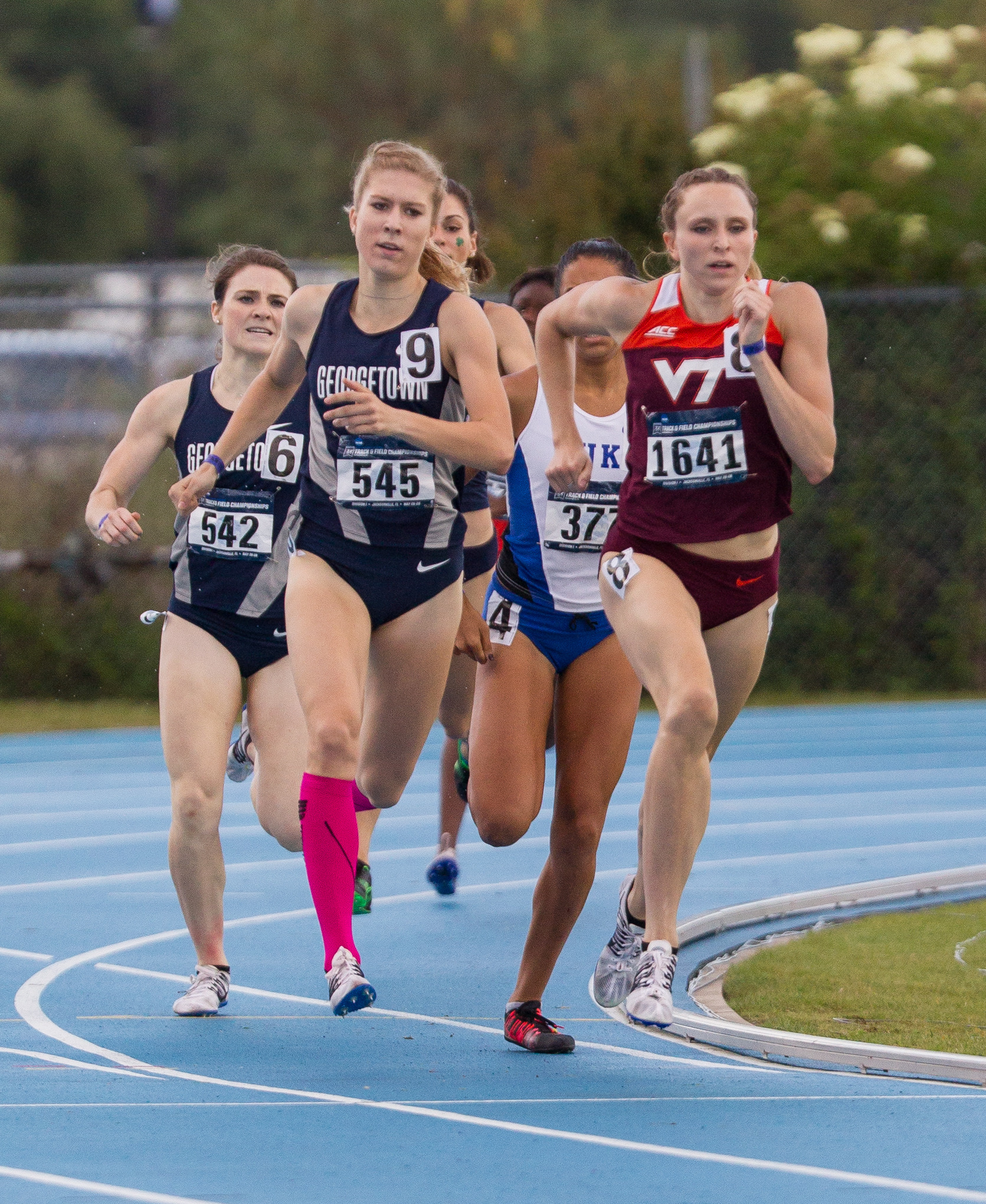 Sarah Schmidt (foreground) and Emma Keenan (Photo courtesy of Tom Connelly)