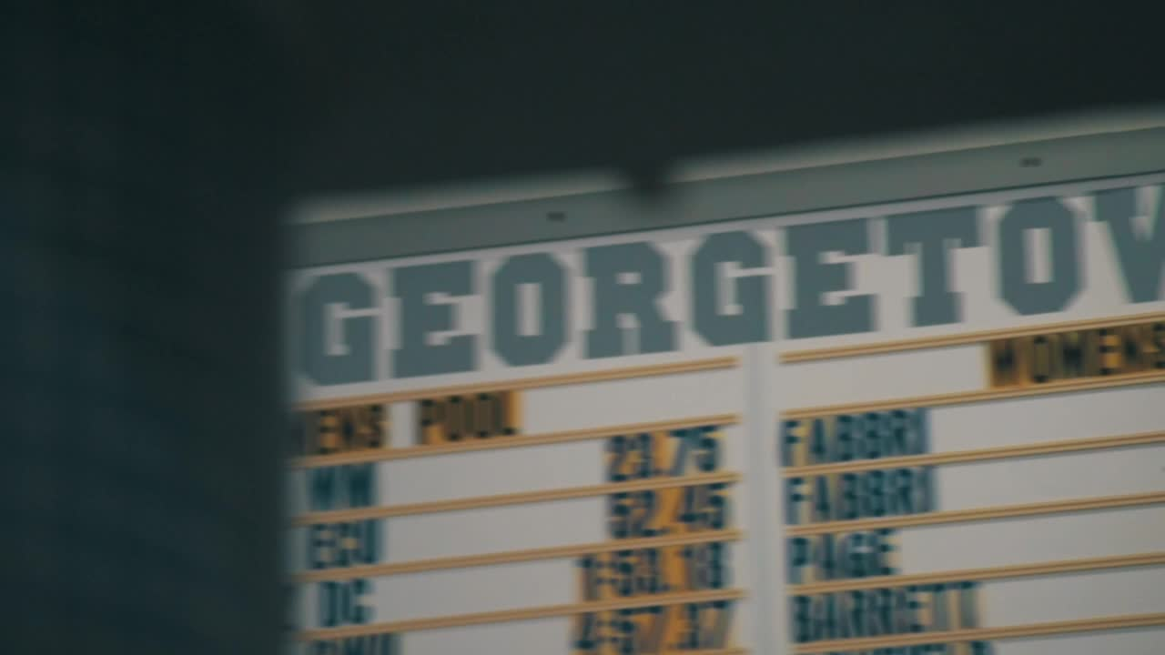 2018-19 Swimming & Diving Hype Video