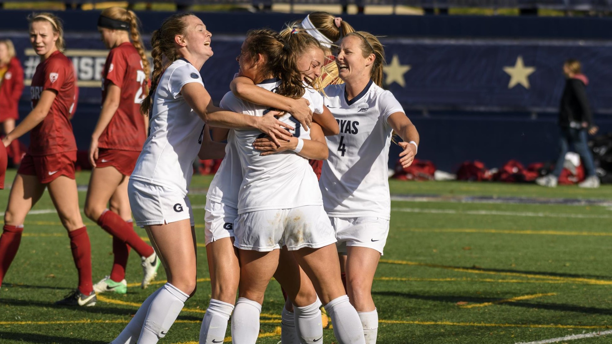 Georgetown Faces North Carolina in College Cup ...