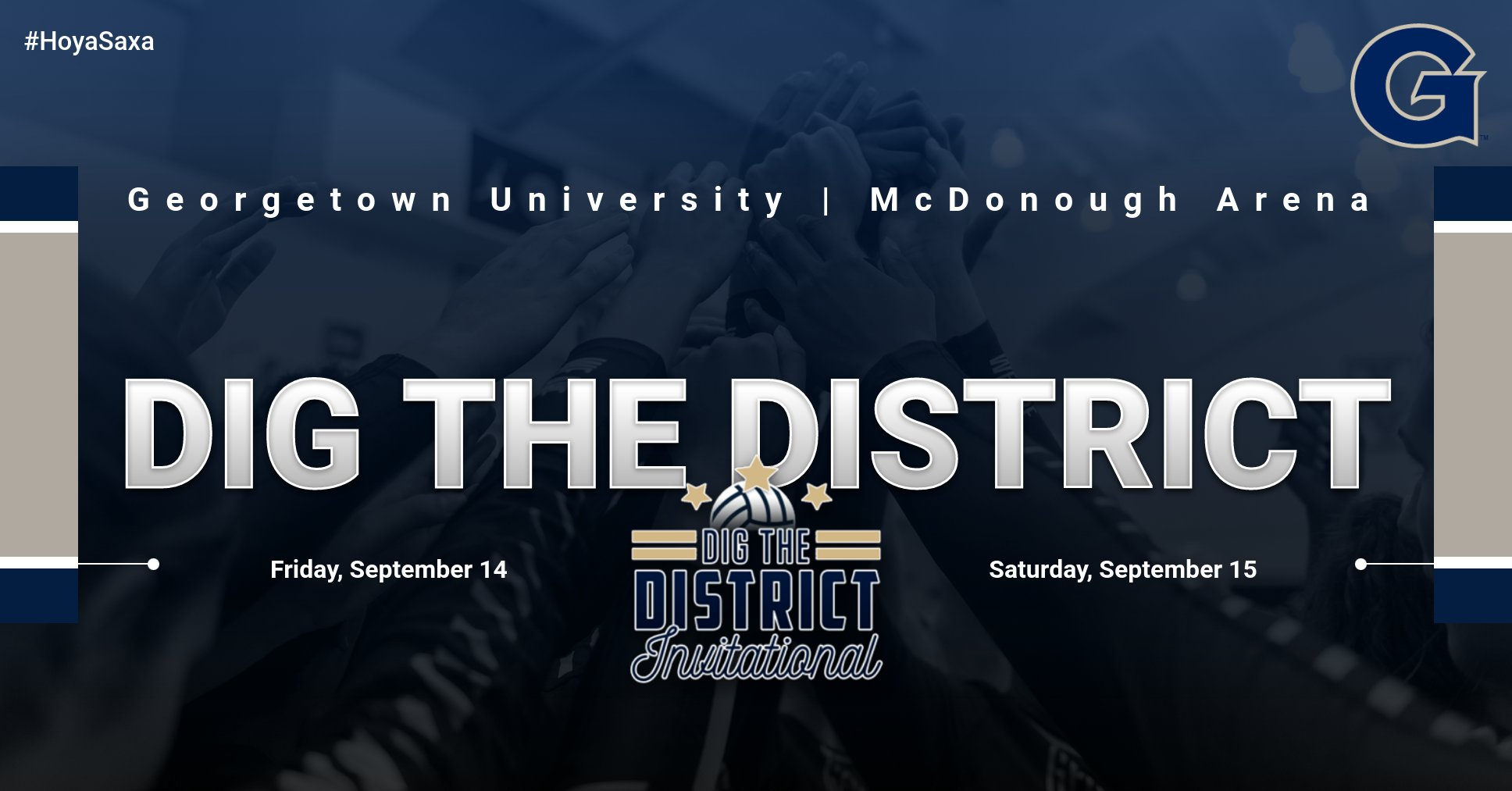 Dig The District Invitational