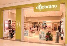 maiores franquias do brasil o boticario