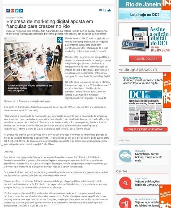 Publicação destaca franquias de sucesso no Rio de Janeiro
