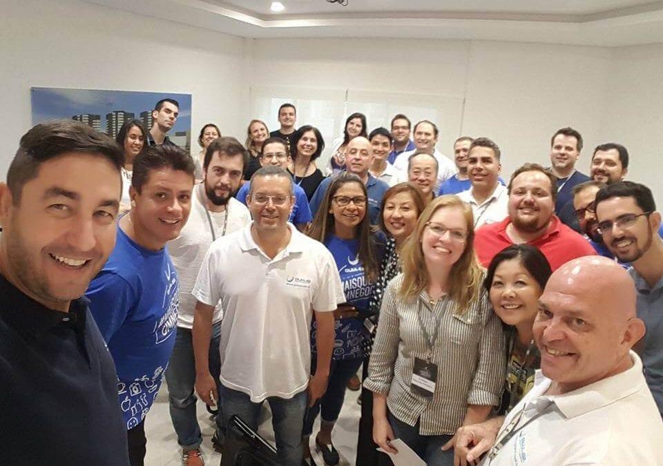 Franquia digital comemora sucesso do Mega Partners