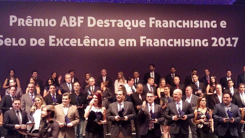 Franquia Digital conquista 5° Selo de Excelência em Franchising da ABF