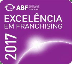 Selo de Excelência em Franchising 2017