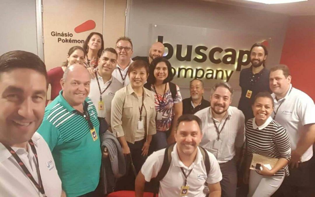 Franquia digital participa de evento da Buscapé