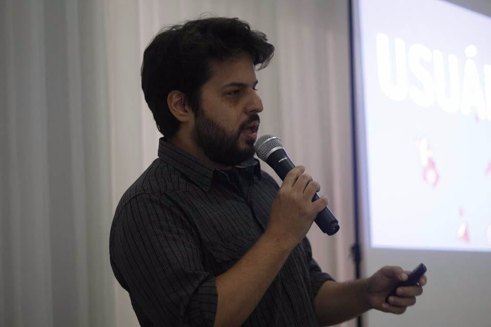 Franquia de marketing digital: Design de sites foi tema de palestra na Convenção da Guia-se