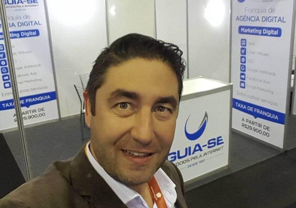 CEO da franquia home based Guia-se vai ao RD Summit em Florianópolis