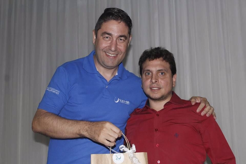 Rodrigo Lackso aborda mercado da internet na Convenção da franquia home office