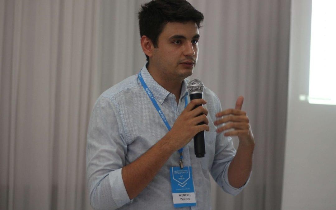 Palestras sobre SEO foi apresentada na Convenção da franquia home office