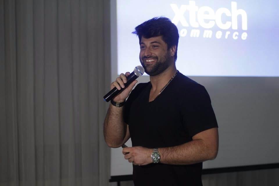 Parceiro da franquia home office Guia-se, CEO da Xtech se apresentou na Convenção Anual