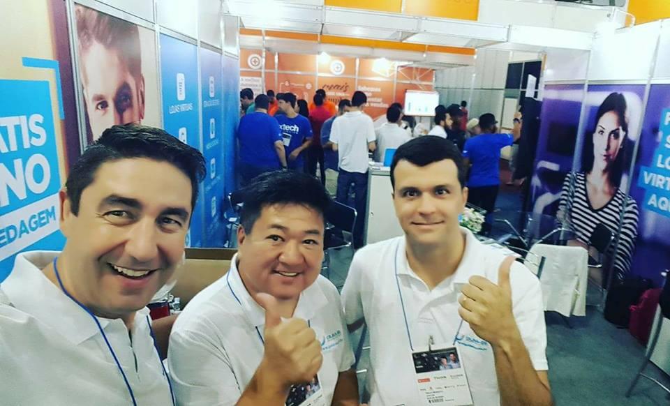 Franquia home based gera mais de 430 contatos na Feira do Empreendedor