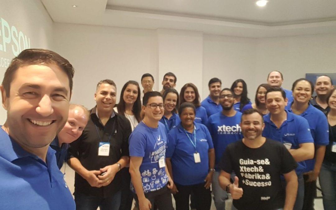 Franquia home based reúne 30 franqueados no Mega Partners