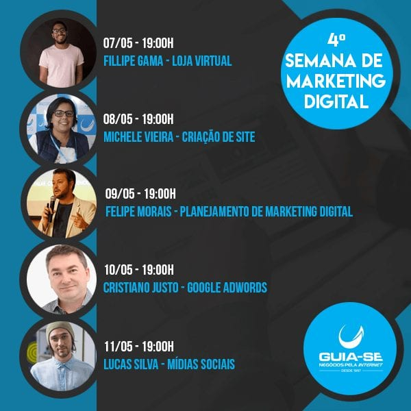 Franquia home based realiza 4ª Semana de Marketing Digital
