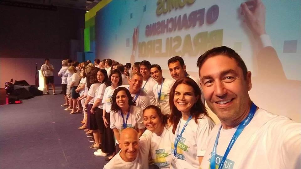 CEO da franquia home based Guia-se participa da 18ª Convenção da ABF