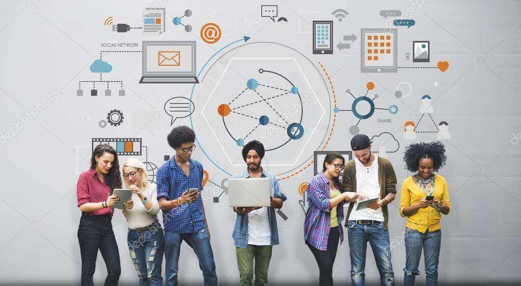 Número de pessoas conectadas à internet não para de crescer